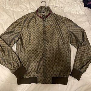 Gucci Monogram Jacket